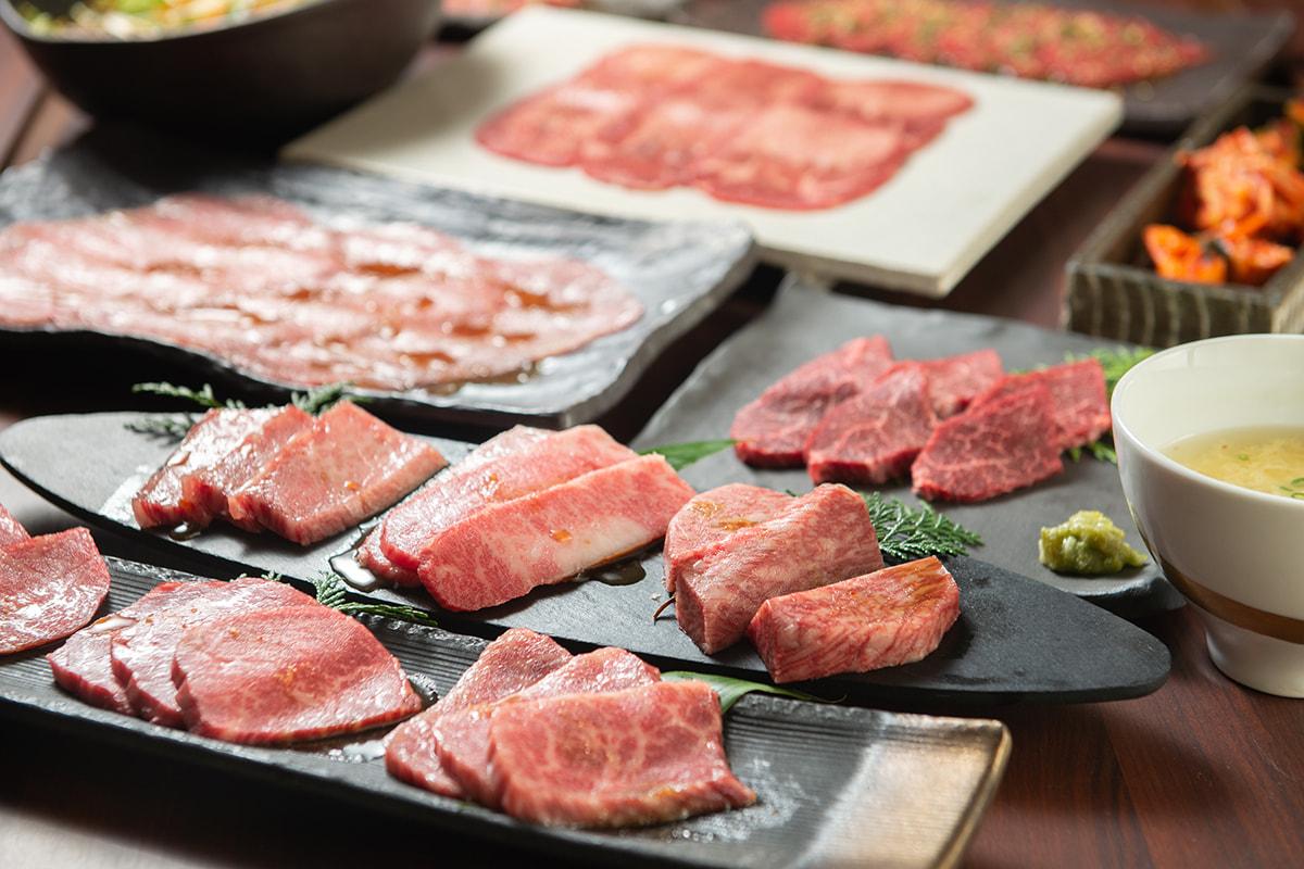 焼肉武田やコース料理