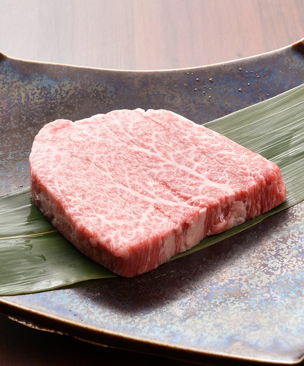 焼肉武田やのヒレ肉