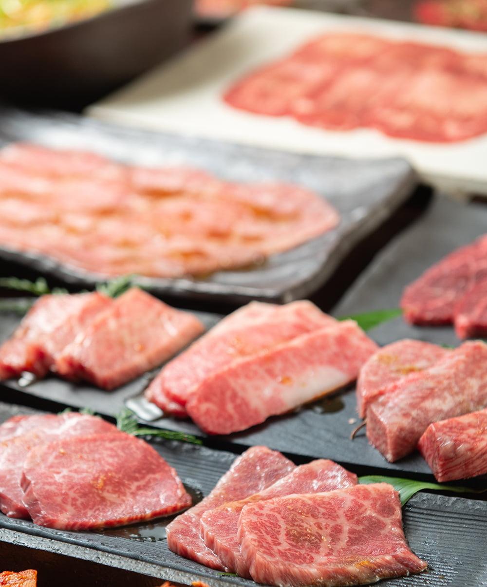 焼肉武田やの肉